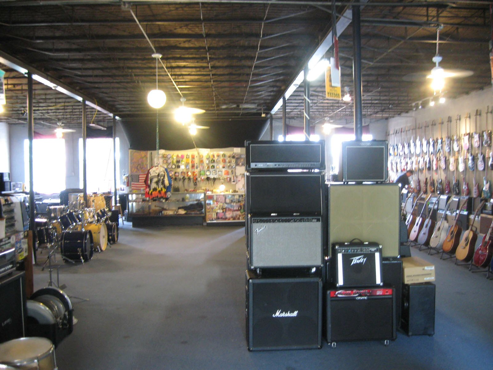 Compition Music Store in Ft. Worth, TX